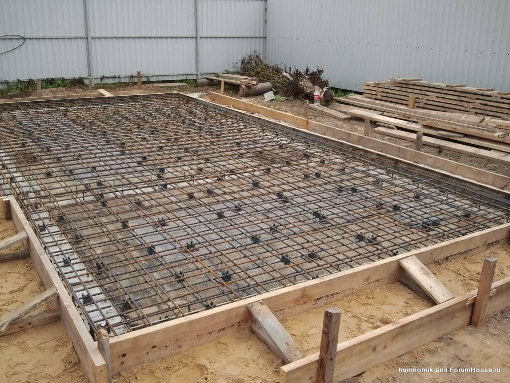 Как сделать бетонную плиту своими руками? Советы от Леруа