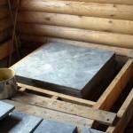 Как своими руками сделать фундамент под печь в деревянном доме