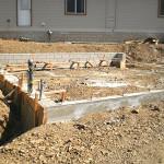 Фундамент для гаража из пеноблоков: особенности строительства