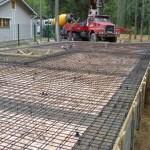 Расчет арматуры для фундаментной плиты