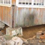 Как восстановить фундамент под существующим домом