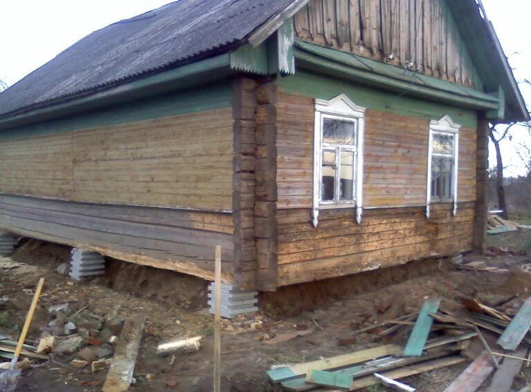 Как сделать теплым дом в деревне в