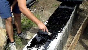 Мастика гидроизоляционная аквамаст