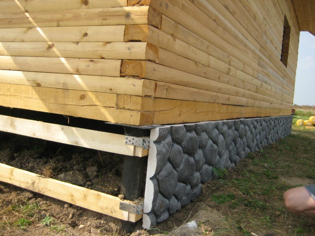 Как утеплить завалинку в деревянном доме - FORUMHOUSE 25