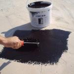Применение битумной мастики для гидроизоляции основания здания